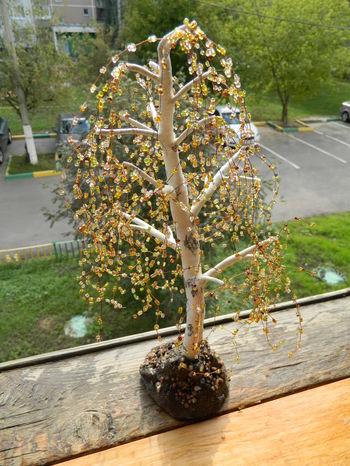 деревья из бисера цена